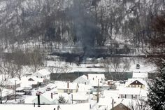 Train derailment in WV highlights need for more investment in US rail & bridge infrastructure