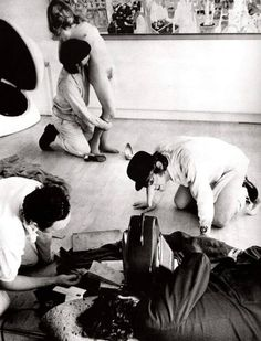 A Clockwork Orange (1971), by Stanley Kubrick.