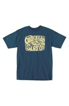 Boy's O'Neill 'Layback' Graphic Cotton T-Shirt