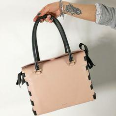 #Pink is the new #black! 👜💞 #Pinko #bag #bags #borsa #springsummer2017 #love #bella #outfit #woman #shoponline #shopping #loveshopping #riccishop #style #bestshop #beautiful #moda #fashion #fashionaddict #instafashion #instagood #italy #followforfollow #follow