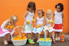 Girls skirts to make
