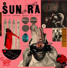 Sun Ra : Lost Arkestra Series Vol 1 & 2 inch LPs) (LP, Vinyl record album) Magazine Collage, Music Covers, Album Covers, Box Covers, Lps, Cover Art, Photography Sketchbook, Photography Tricks, Photography Studios