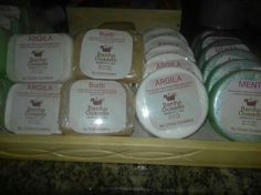 Sabonete artesanal
