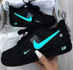 new style 74c94 6a585 Tiffany Blue Shoes, Nike Boots, Everyday Shoes, Me Too Shoes, Crazy Shoes