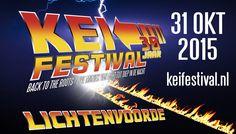Welkom Keifestival Lichtenvoorde op onze LED display!!! Wordt wederom een knalfeestje!