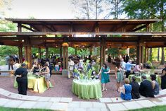 Aldridge Gardens Pavilion - 5 minutes from my house. Beautiful, tucked away, little park. Outdoor Wedding Venues, Wedding Reception, Party Planning, Wedding Planning, Wedding Ideas, Picnic Table Wedding, Garden Pavilion, November Wedding, Sweet Home Alabama