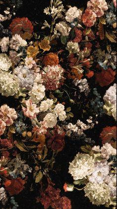 𝘿𝙖𝙧𝙠 𝙄𝙘𝙤𝙣 in 2021 | Flowery wallpaper, Scenery wallpaper, Aesthetic pastel wallpaper