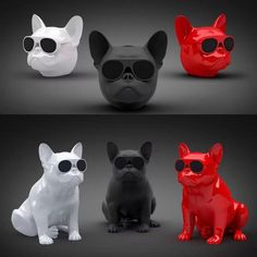 Hot Sale Wireless Speaker Bulldog Bluetooth