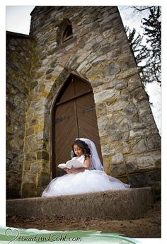 You Gotta Have Heart & Sohl: First Communion Portraits - Heart & Sohl Photography - Hackettstown, NJ