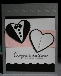 Hokiecoyote Blog: Wedding Card Swap