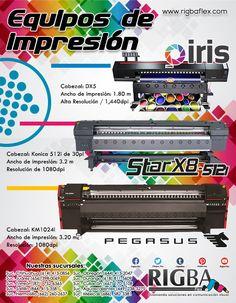 Los mejores equipos de impresión los encuentras en Rigba Innovative Products, Impressionism, Get Well Soon