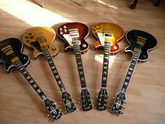 Gibson Les Pauls Custom