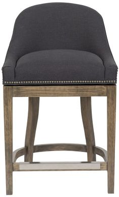Vanguard Furniture: V968-CSS Calloway Swivel Counter Stool