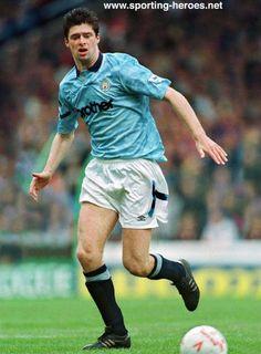 Niall Quinn - Manchester City