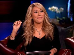 "Lori Grenier of Shark Tank & the ""Queen of QVC"".  Talk about DIY!  She's made half a billion dollars on her patents & her products sell out in minutes.  Good business advice in this article..."