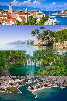 Balkan Tour: Stunning Landscapes and Charming Cities. The rebuilding of the bridge to perfection impressed UNESCO enough to grant it World Heritage status. Travel Tips Tips Travel Guide Hacks packing tour Croatia Tours, Places To Travel, Places To Visit, Plitvice Lakes National Park, Visit Croatia, European Travel, European Vacation, Travel Usa, Solo Travel