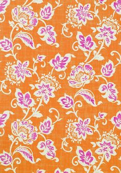 CANDISE, Orange, T9174, Collection Avalon from Thibaut