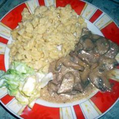 Pikáns szarvasragu Grains, Rice, Chicken, Meat, Food, Essen, Meals, Seeds, Yemek