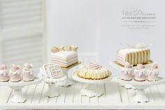Desserts de Mousse aux fraises en dessert maison par PetitDlicious