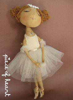 Ароматизированные куклы ручной работы. Ярмарка Мастеров - ручная работа как настоящая Жизель.... Handmade.