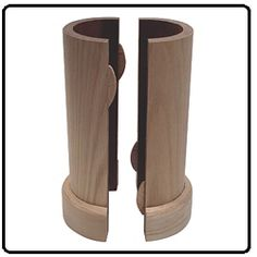Basement Pole Covers to camouflage unattractive support posts. Create attractive columns with a purpose.