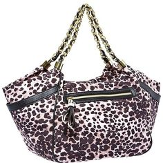Betsey Johnson Large Cloud Nine Tobo Tote EUC. Starting at $10 on Tophatter.com!
