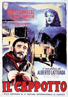 Il Cappotto ~ Alberto Lattuada (1952)