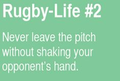 Rugby is such a rough sport but the respect for the game is so high by every player you always shake hands after the game Rugby Wallpaper, Rugby Rules, Welsh Rugby, English Rugby, Rugby Girls, Rugby Training, Womens Rugby, Rugby Sport, All Blacks