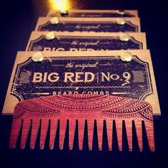 We'd like to welcome one of our newest stockists. The Sarok No.9 & many other Big Red Beard Combs now available at @theshop_classiccutsnshaves.  If they're in your hood drop in and check these guys out.  Your beard will thank you. #beard #pocketcomb #comb #facialhair #beardcomb #beardcare #beardgame #pogonophile #girlswholovebeards #gentlemen #mensgrooming #mensfashion #noshave #beardstildeath #bigredbeardcombs
