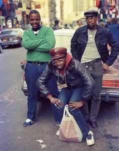 ヒップホップ黎明期を記録した1980年代ニューヨークの貴重なストリート写真集 - DNA