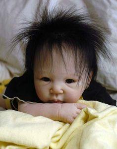 Baby Girl LuLu by By SIssy - Reborn Baby Doll