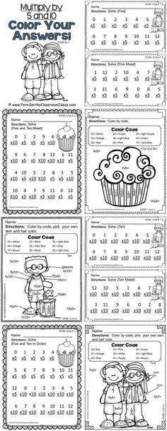 Third grade math, Printables and Third grade on Pinterest