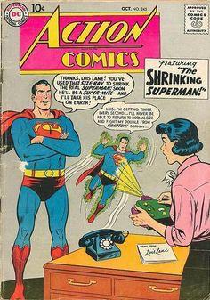 Action Comics #245  ®