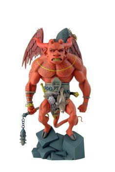 神作的起點立體化!MONDO 推出《地獄怪客》原始設定造型雕像   玩具人Toy People News