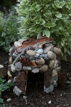 diy toad house