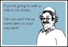 Pick me up some beer