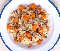 Mozzarella, Bacon, Ethnic Recipes, Food, Essen, Meals, Yemek, Pork Belly, Eten