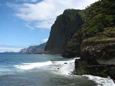 North coast ; Madeira ; Portugal ;