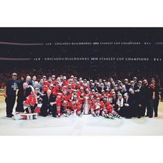 CHICAGO BLACKHAWKS STANLEY CUP CHAMPIONS 2015!!!