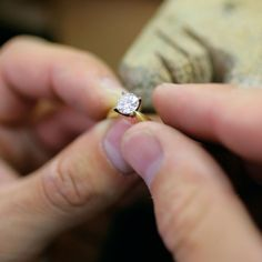 How to clean your diamond ring: understanding how to care of your treasured diamond engagement ring can make a world of difference in maintaining its beauty.