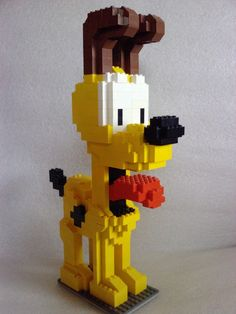 Odie @freshgoodies. Visit us for endless Lego Creations!