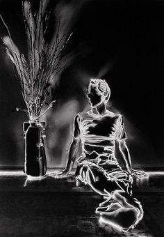 Light Painting Photographer David Lebe | Light Painting Photography