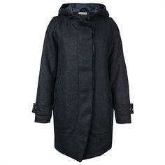 Numph Morgan coat, Blue, medium