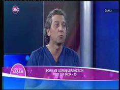Bioenerji uzmanı Aysel Pekersoy 360TV Dr. Aytuğ ile Sağlıklı Yaşam 16 01 2015 - YouTube