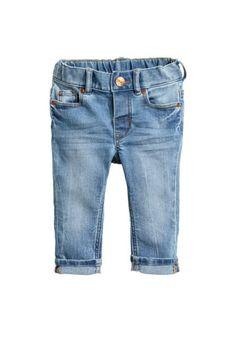 Vintage Wash Baby Jeans | H&M Kids