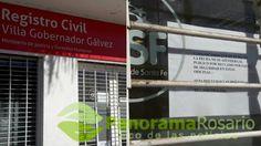 Paro por tiempo indeterminado en Registro Civil de V. G. Gálvez