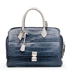 Louis Vuitton crocodile bag