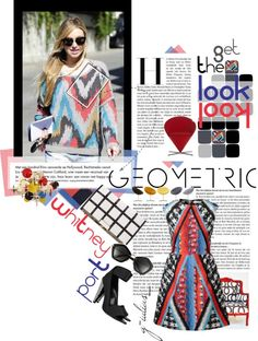 """""""Get the Look: Whitney Port"""" by g-iulias on Polyvore"""