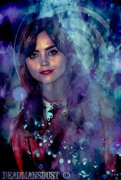 Clara Oswald by Sirenphotos Doctor Who Art, Bbc Doctor Who, Twelfth Doctor, Doctor Who Companions, Tv Doctors, Clara Oswald, Rose Tyler, Jenna Coleman, Dr Who