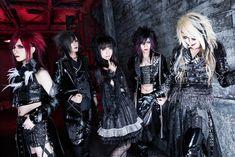 visual ioner Raizo will leave Scarlet Valse. Misty Night, Visual Kei, Scarlet, New Look, Otaku, March, Japan, Rock, Live